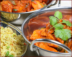 Asha Indian Restaurant - The New Forest